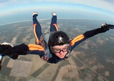 saut en parachute jean