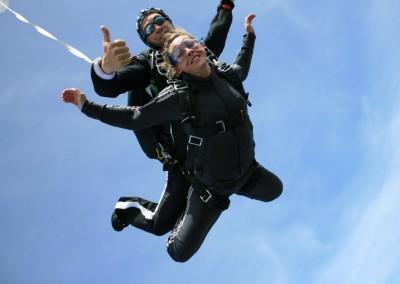 parachute tandem